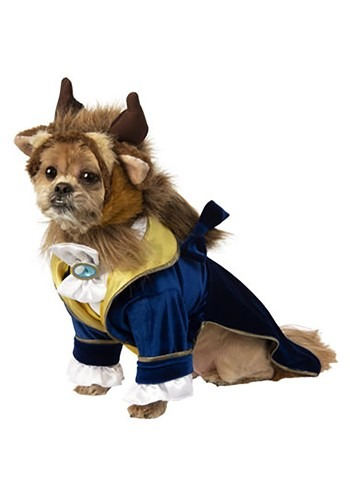 Plus Size Beast Dog Costume