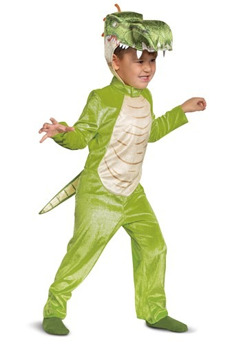 Click Here to buy Gigantosaurus: Giganto Kids Costume from HalloweenCostumes, CDN Funds & Shipping