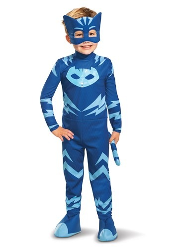 PJ Masks Kids Catboy Deluxe Light Up Costume