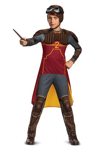 Kids  Harry Potter Deluxe Ron Weasley Costume