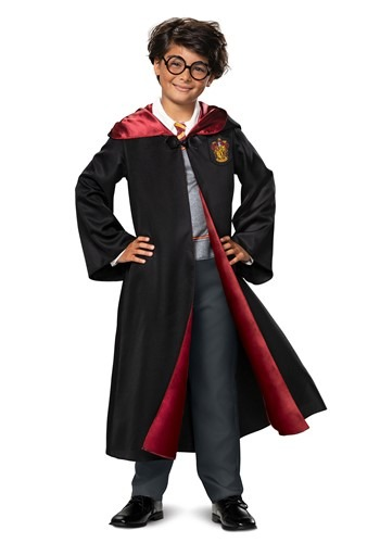 Click Here to buy Harry Potter Boys Deluxe Harry Costume from HalloweenCostumes, CDN Funds & Shipping