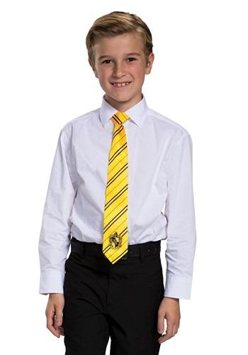 Hufflepuff  Harry Potter Breakaway Tie
