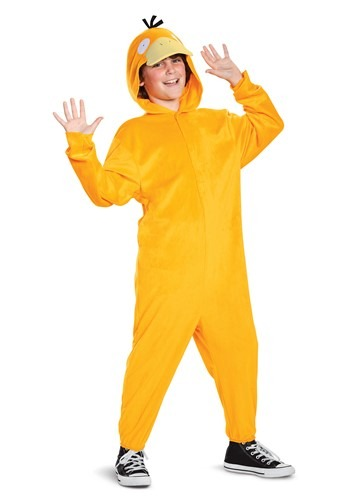 Deluxe Child Pokemon Psyduck Costume