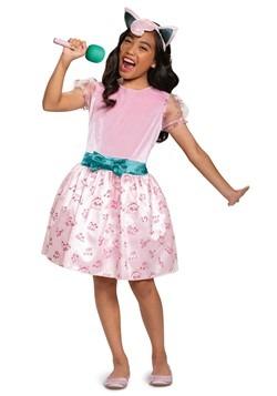 Girl's Pokemon Jigglypuff Costume