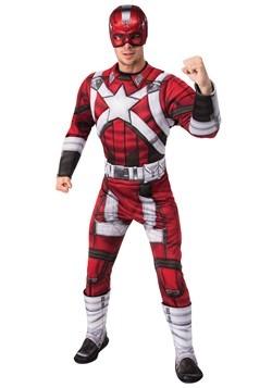 Red Guardian Men's Deluxe Costume