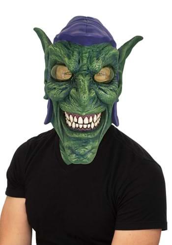 Green Goblin Deluxe Spider-Man Mask