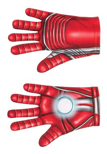 Click Here to buy Kids Avengers Endgame Iron Man Gloves from HalloweenCostumes, CDN Funds & Shipping