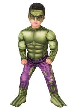 Incredible Hulk Deluxe Toddler Costume