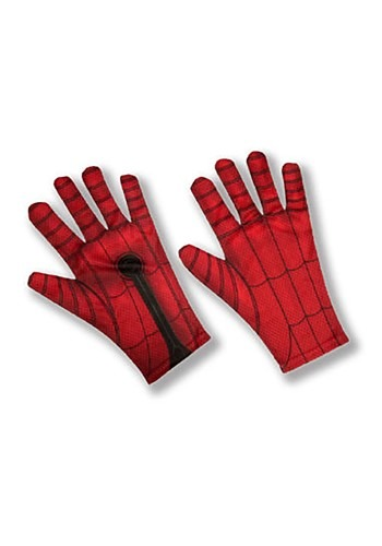Click Here to buy Spider-Man Far From Home Kid Gloves from HalloweenCostumes, CDN Funds & Shipping