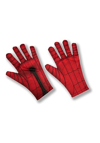 Click Here to buy Spider-Man Far From Home Adult Gloves from HalloweenCostumes, CDN Funds & Shipping