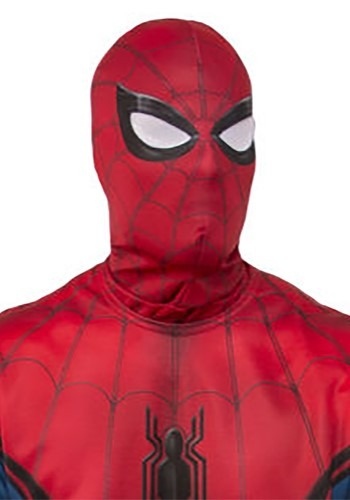 Click Here to buy Far From Home Spider-Man Adult Mask from HalloweenCostumes, CDN Funds & Shipping