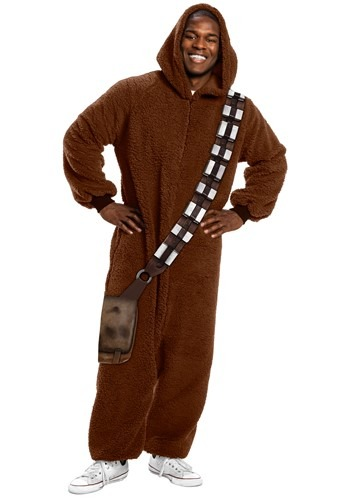 Star Wars Adult Chewbacca Jumpsuit