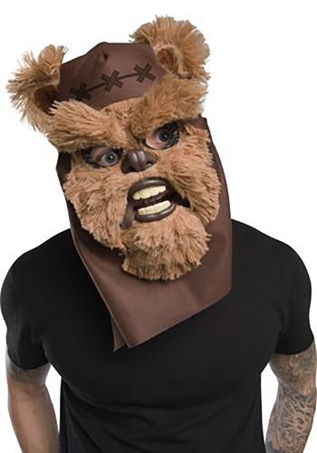 Mouth Mover Ewok Mask