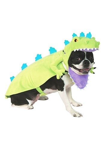 Rugrats Reptar Pet Costume
