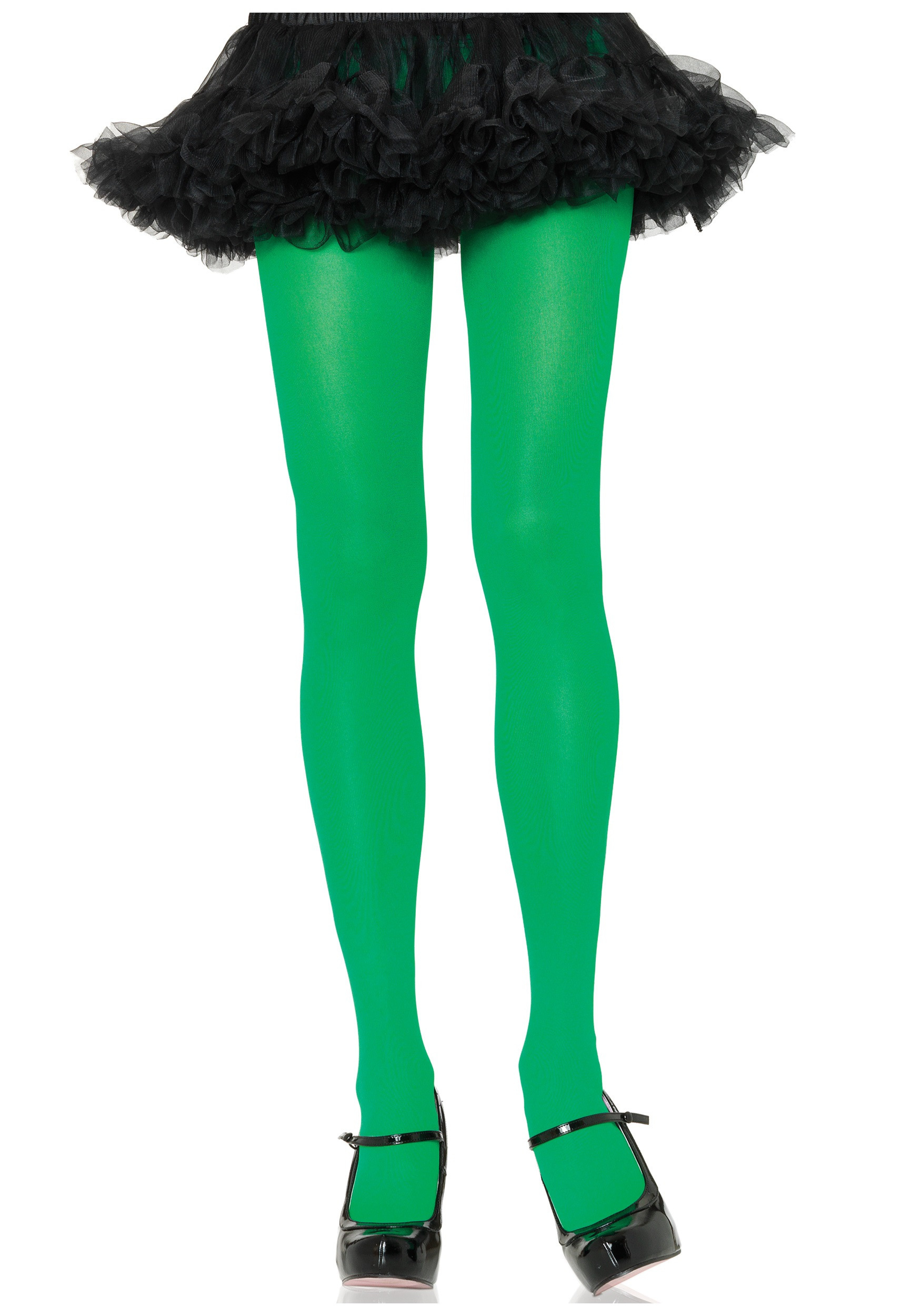 INOpets.com Anything for Pets Parents & Their Pets Kelly Green Nylon Tights