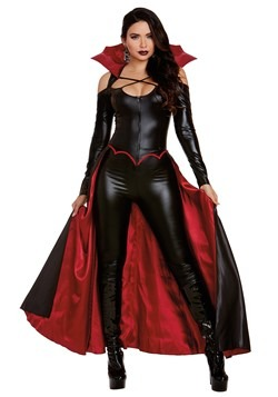 Women's Sexy Princess of Darkness Costume