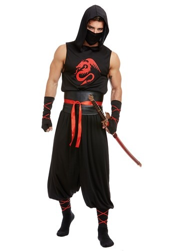 Sexy Ninja Costume for Men
