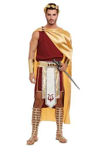 Click Here to buy Sexy Apollo Mens Costume from HalloweenCostumes, CDN Funds & Shipping