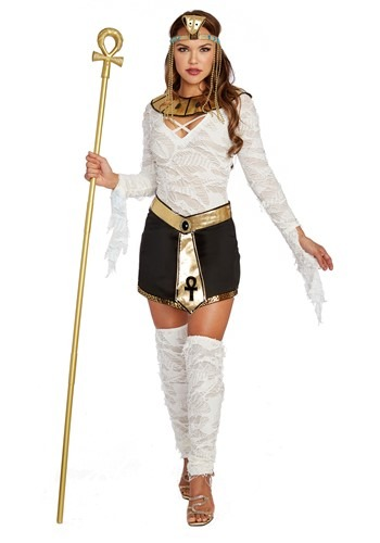 Sexy Womens Mummy Dearest Costume