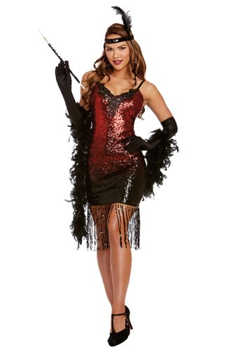 Click Here to buy Sexy Womens Roxys Revenge Costume from HalloweenCostumes, CDN Funds & Shipping