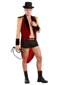 Men's Sexy Ringmaster Costume