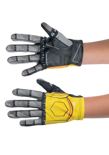 Child Bumblebee Transformers  Gloves