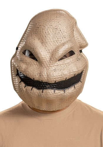 Nightmare Before Christmas Oogie Boogie Adult Mask