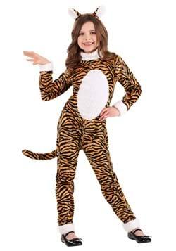 Girls Tigress Onesie Costume