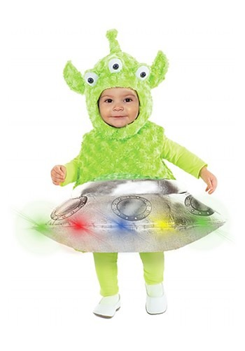 Kid's Out of This World Light Up Costume