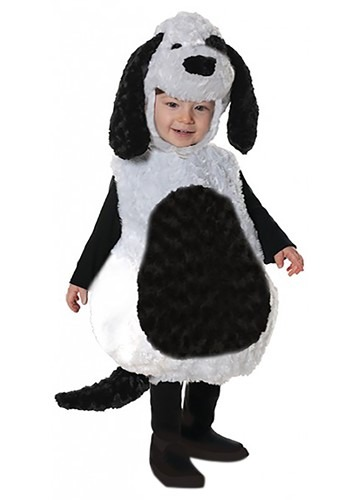 Kid's Bubble Lil' Pup Costume