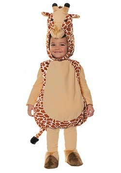 Kids Bubble Giraffe Costume
