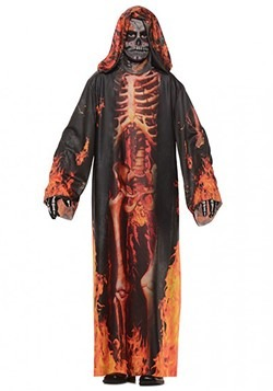 Child's Underworld Robe Costume