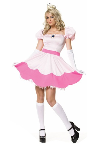 Click Here to buy Sexy Pink Princess Costume from HalloweenCostumes, CDN Funds & Shipping
