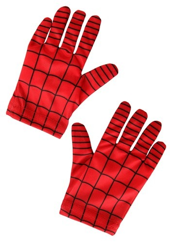 Click Here to buy Toddler Marvel Spider-Man Gloves from HalloweenCostumes, CDN Funds & Shipping