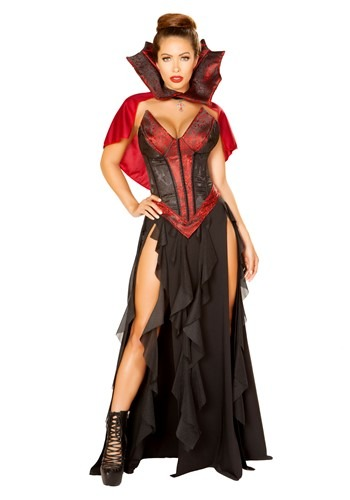 Sexy Blood Lusting Vampire Womens Costume