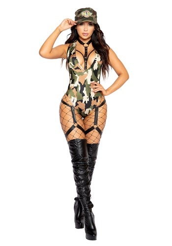 Army Hottie Womens Costume