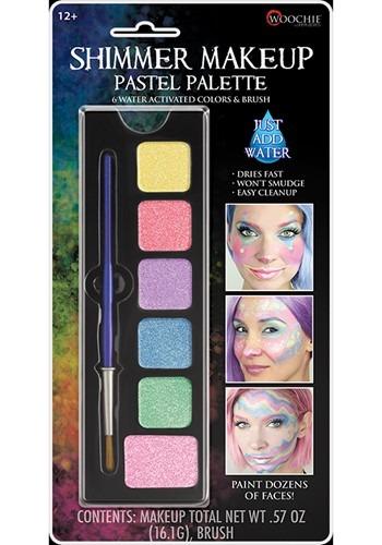 Shimmer Pastel Makeup Palette