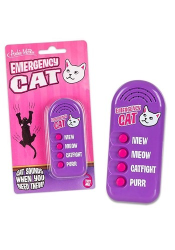 Cat Emergency Noise Maker