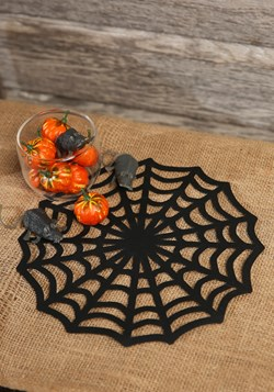 Spider Web Table Doilies