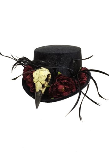 Womens Voodoo Costume Hat