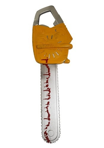 Click Here to buy Plastic Bloody Chainsaw from HalloweenCostumes, CDN Funds & Shipping