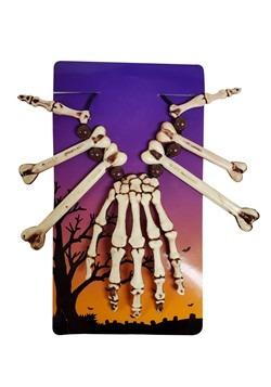 Voodoo Skeleton Hand Necklace 1