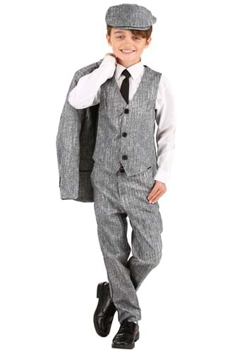 20s Gangster Suit for Kids
