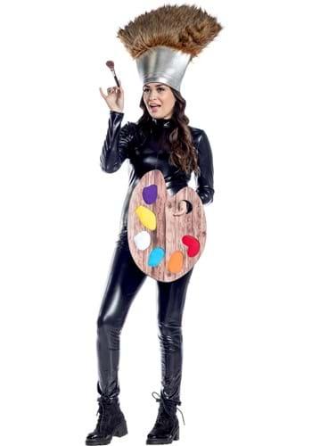 Paint Brush Accessory Kit Costume