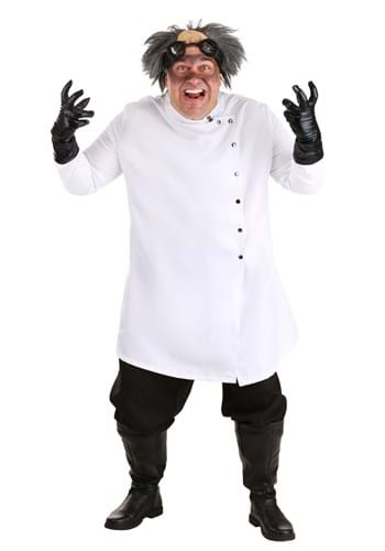 Plus Size Mens Mad Scientist Costume