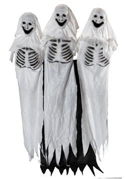 6' Animatronic Ghostly Trio Decoration