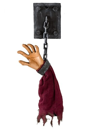 2' Animated Severed Arm Decoration
