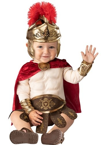 Infant Silly Spartan Costume