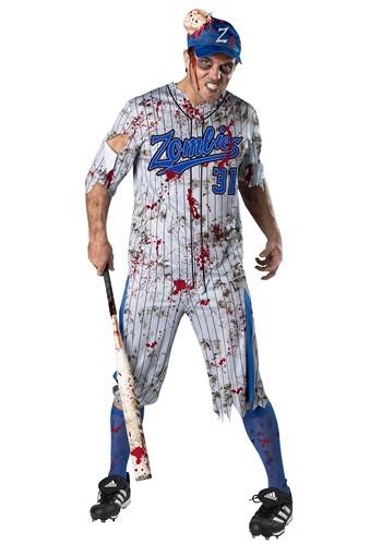 Men's Home run Horror Costume