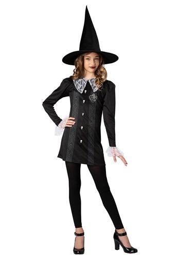 Arts Academy Witch Tween Costume